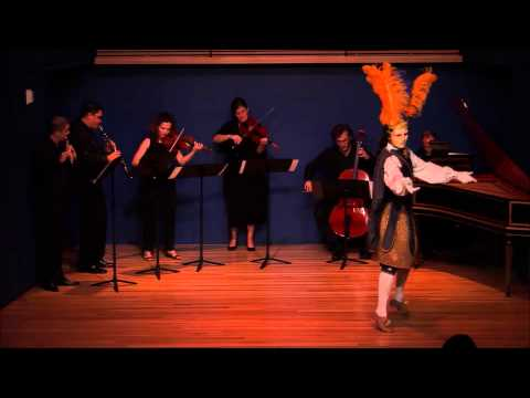 Carlos Fittante and Exponential Ensemble performing Chaconne from Phaeton by JB Lully
