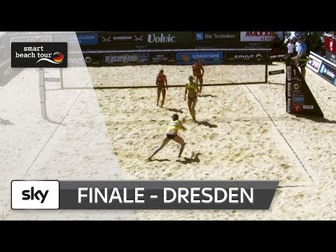 Das Frauen-Finale in voller Länge | Dresden - smart beach tour 2017