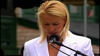 Jana Novotna, International Tennis Hall of Fame Induction - Class of 2005