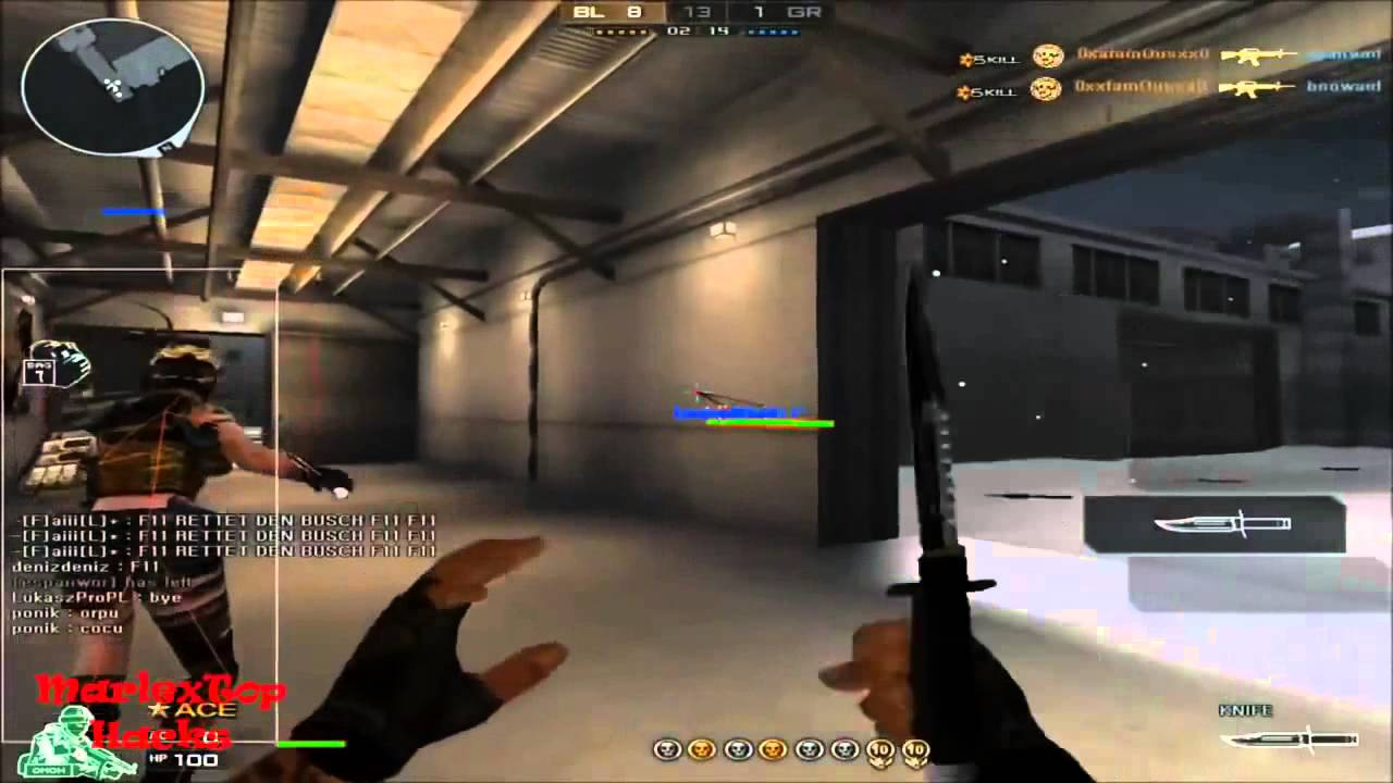 Crossfire Best VIP hack FREE + Download OFFICIAL HACK 2014