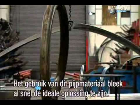 Discovery Channel- Building the ultimate - Rollercoaster (NL subs)