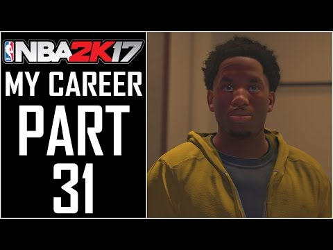 "NBA 2K17 - My Career - Let's Play - Part 31 - ""Denver Press Conference Trolling"""