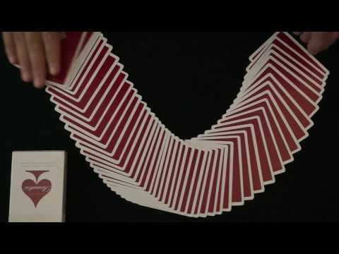 Scarlet Rounders By Ellusionist \u0026 Daniel Madison Deck Review!