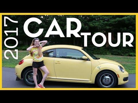 CAR TOUR 2017: Yellow VW Beetle || Daisy Blake