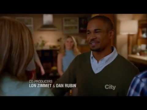 Happy Endings - White people be crazy