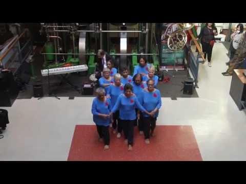 Hounslow Seniors Trust Dance Company