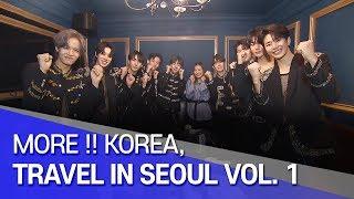 [Arirang Special] More !! Korea, Travel in Seoul vol.1
