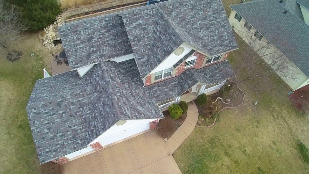 Roof Installation In Lake St. Louis, MO With Owens Corning Duration Storm  Cloud