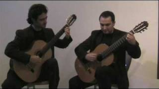 The Koln Concert - Keith Jarrett - Retratos Guitar Duo