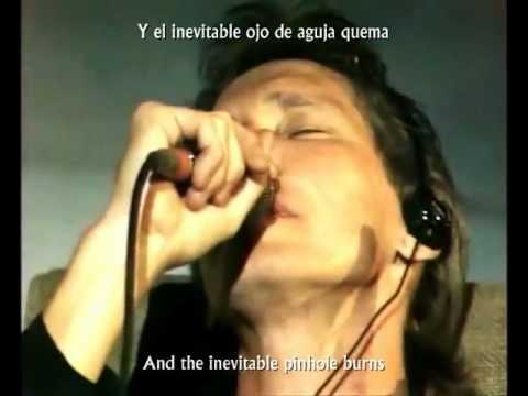 Pink Floyd - Nobody Home SUBTITULOS INGLES ESPAÑOL