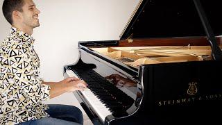 Elton John - Tiny Dancer   Piano Cover + Sheet Music видео