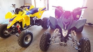 Best quad in the world !! - Suzuki LTZ 400 - Najlepszy quad na swiecie !!