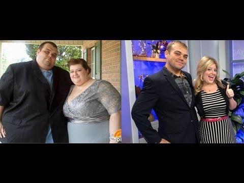 Супруги Шелтон похудели на 240 кг!