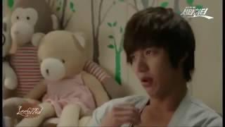 Ли Мин Хо у него есть жена Пак Мин Ён