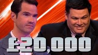 Jimmy Carr's Solo Final Chase With The Beast! | The Celebrity Chase