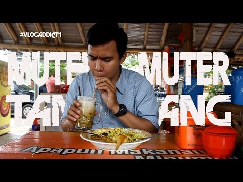 TANGERANG FOOD (SATE, LAKSA AND MORE) | #VLOGaddict1