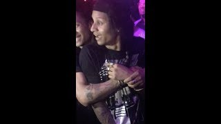 Les Twins Funny Freestyle in Vienna Club 09.04.2019
