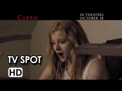Carrie TV SPOT - Unique (2013) - Kimberly Peirce Movie HD