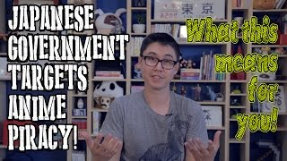 Japanese Government Targets Anime Piracy: What This Means for You!