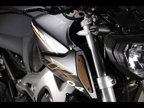 All New Yamaha MT-09 RR 04 Limited Edition   MOTO INTRODUCTION