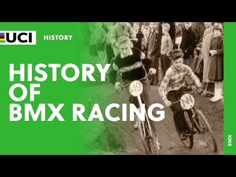 The History of BMX Racing