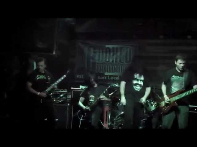 Zergoth - Thrash Odyssey Live