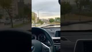 Araba Snapleri BMW Yağmurlu   BMW Snapleri