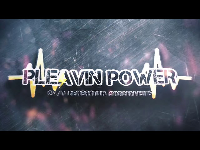 Pleavin Power Introduction