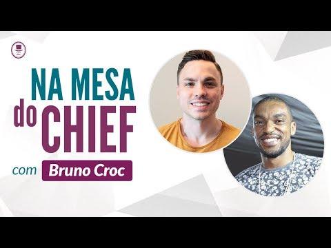 🎙Na mesa do Chief - David Arty e Bruno Croc da Sou Designer