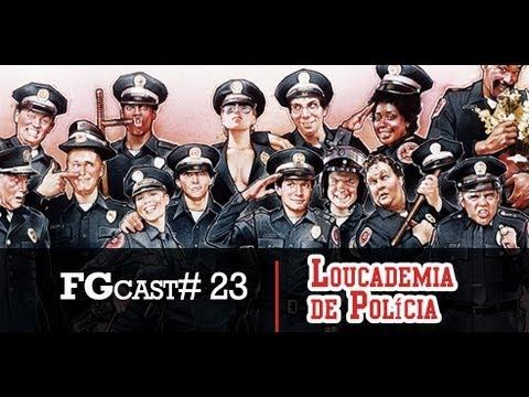 PODCAST. Loucademia de Políu00adcia 1 Police Academy. 1984. FGcast 23