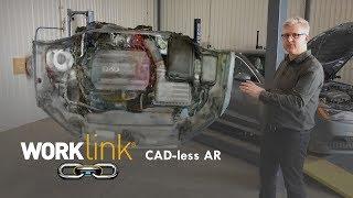 CAD-أقل AR تعليمات مع WorkLink (A3 صيانة السيارات Demo)
