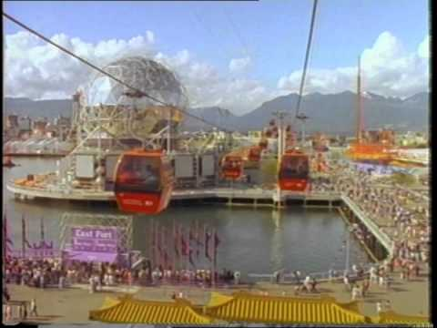 Expo 86 Commercial