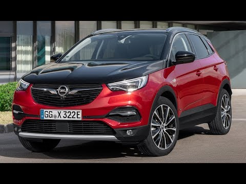 2019 Opel Grandland X Hybrid4 Release Date >> 2020 Opel Grandland X Plug In Hybrid4 300 Hp And Awd Youtube