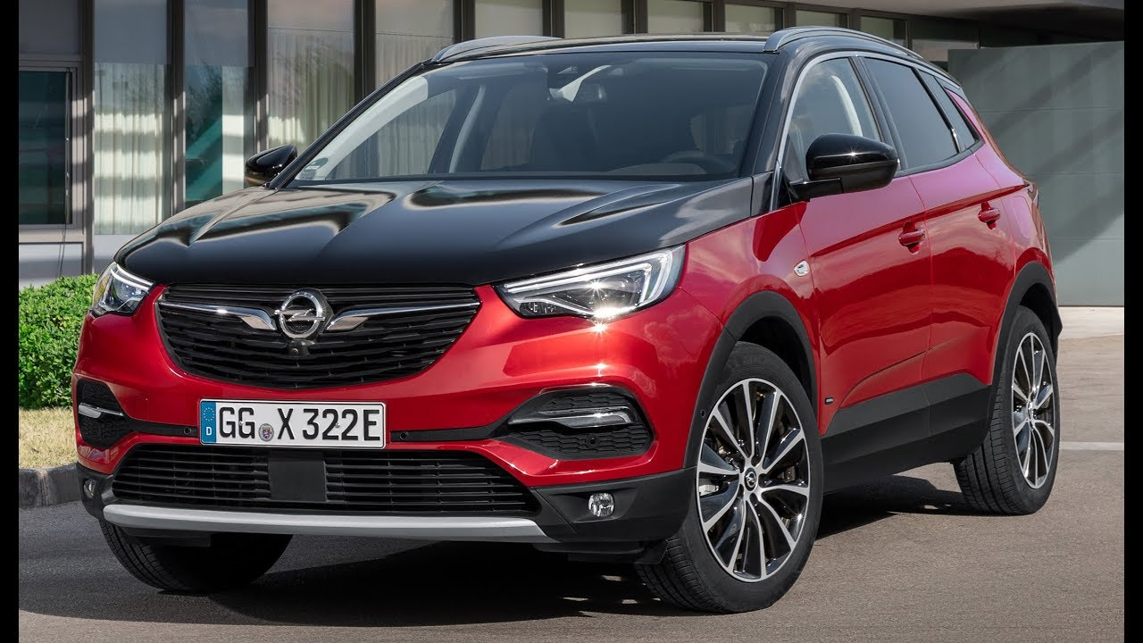 2020 Opel Grandland X Plug In Hybrid4 300 Hp And Awd