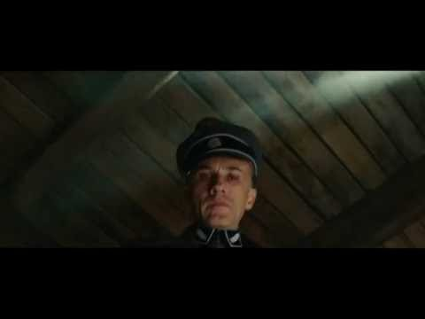Floorboards Scene - Inglourious Basterds