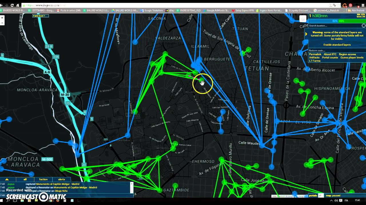 Why IITC is better then Intel Map Ingress Intel Ingress Map on ingress map of arizona, ingress lewis university map, ingress real-time map, cheat ingress map, ingress map minnesota, ingress romeoville map,