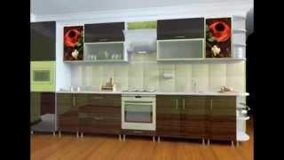 Выбор кухни, хорошие варианты(Хорошие варианты для маленьких кухонь. В видео присутствуют модульные кухни, которые можно выбирать по..., 2013-11-11T13:19:19.000Z)