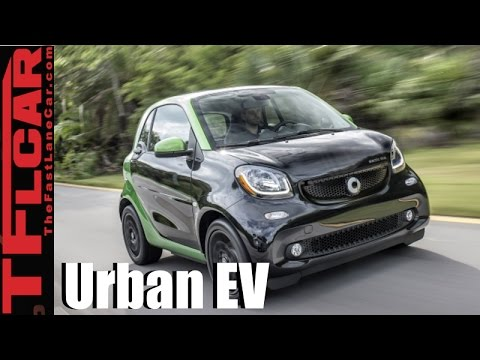 2017 Smart Fortwo Electric Drive First Drive Review: Style over Substance?