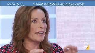 """Lucia Borgonzoni, Lega: """"Berlusconi ci disse che potevamo sederci al tavolo coi 5 Stelle per un ..."""