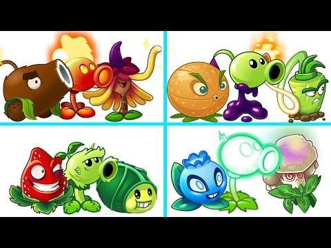 Plants Vs Zombies 2 Equipo 3 Super Plantas Vs Super Zombies