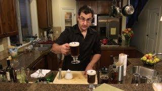 كيفية جعل القهوة الايرلندية