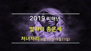 2019년 처녀자리 별자리운세
