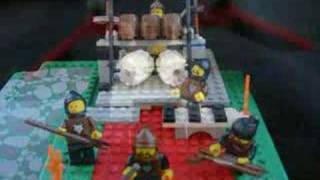 Children of Bodom - Hate Me! (LEGO VERSION)