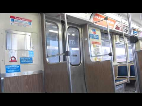 CTA Blue Line Oak Park to Forest Park