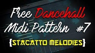Free Dancehall Midi Pattern #7 |