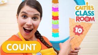 Counting Ice Cream Scoops | Caitie's Classroom