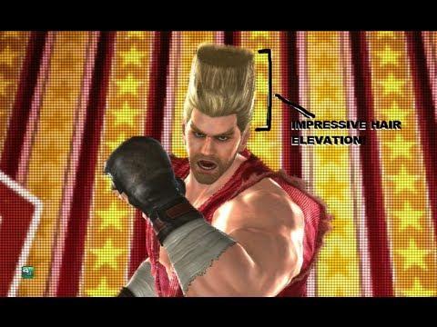 Dave plays Tekken Revolution: Part 7 - Paul destroys everything. NO STATS