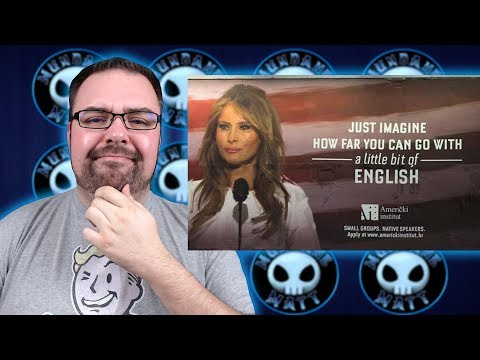 Melania Trump threatens Croatian school over billboard mocking her English