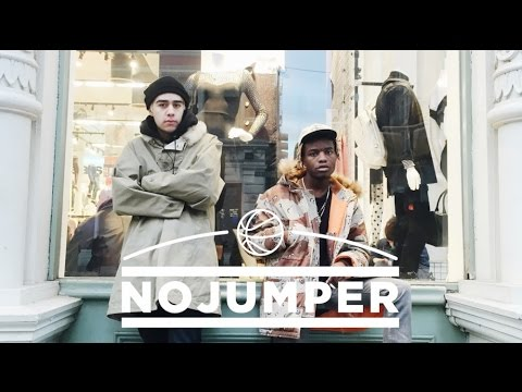 This is an interview with No Jumper.