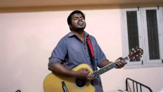 Mental Manadhil Guitar Cover from O Kadhal Kanmani (OK Kanmani)